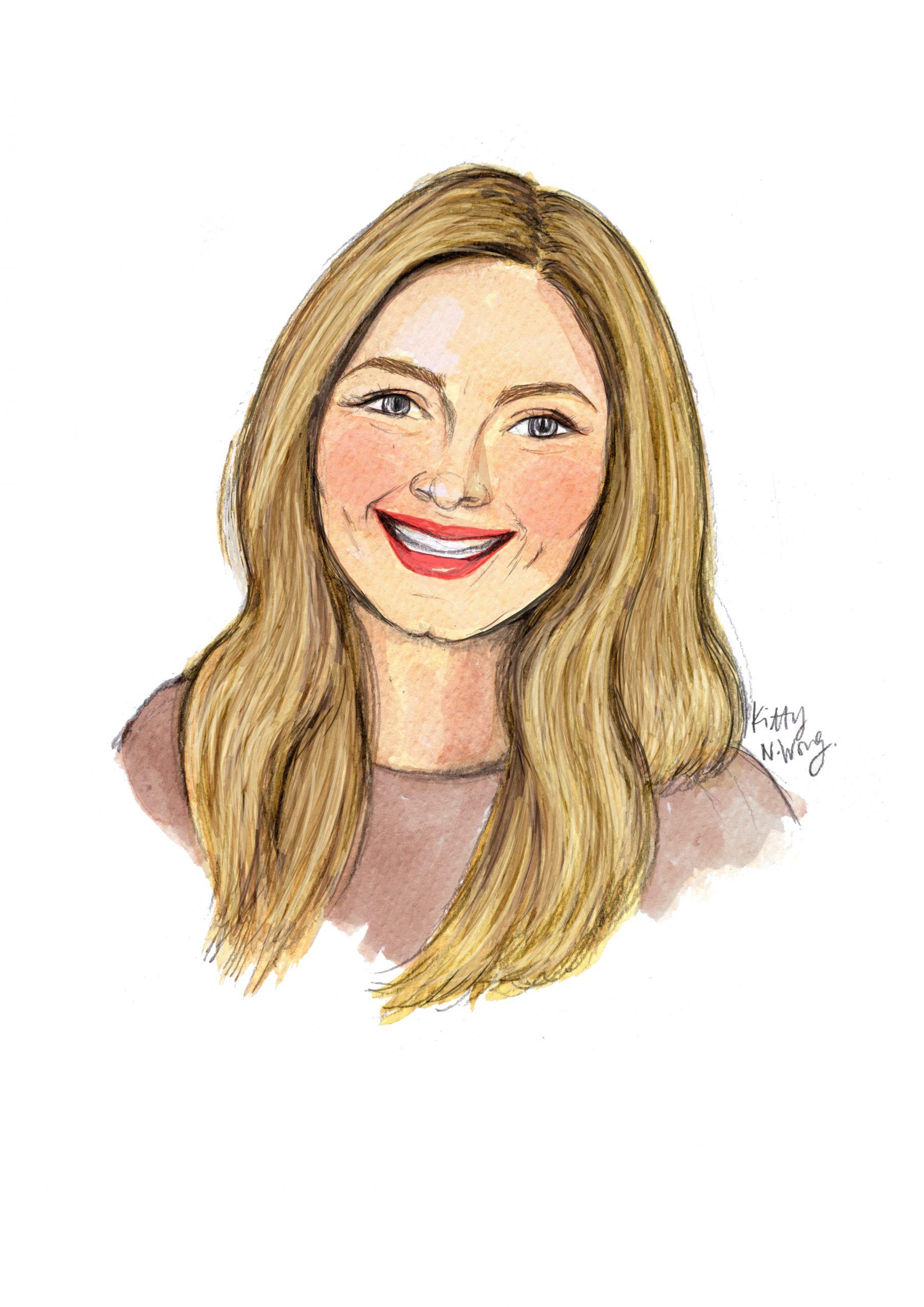 Carla Thomas, Illustrated by Kitty Wong